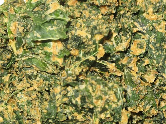 Trader Joe's Zesty Nacho Kale Chips