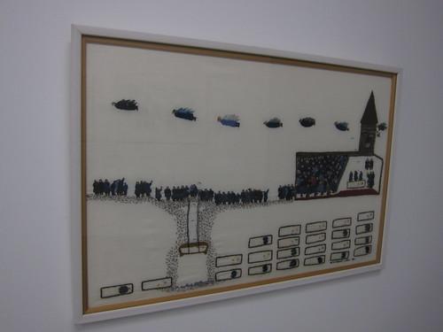 Britta Marakatt-Labba: Färden