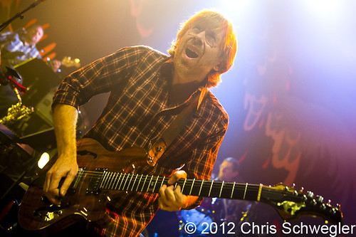 Trey Anastasio Band - 10-18-12 - The Fillmore, Detroit, MI