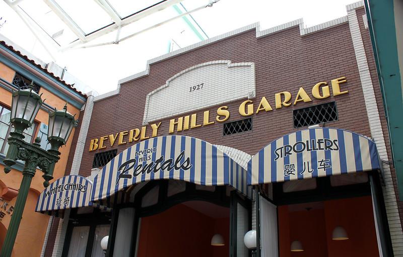 Universal Studios Singapore - Hollywood