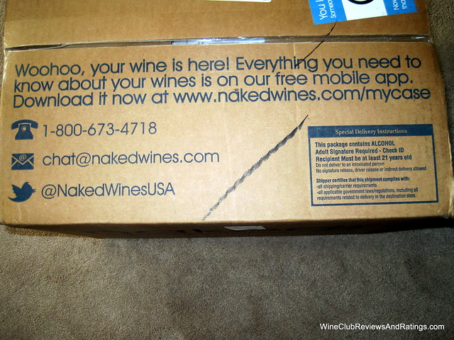 Naked Wines Reviews   Read Customer Service Reviews of