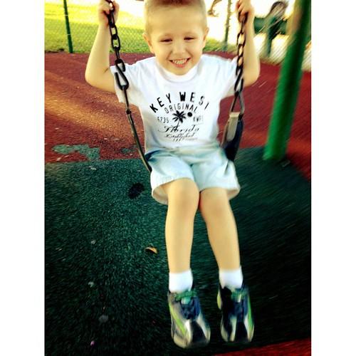 love swinging!