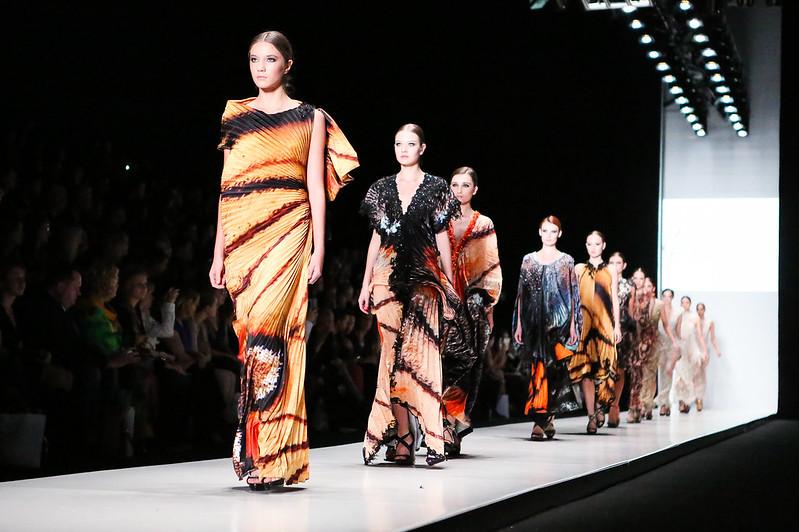 Mercedes-Benz Fashion Week 21.10.12