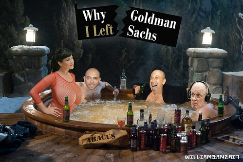 WHY I LEFT GOLDMAN SACHS (The Movie) by Colonel Flick