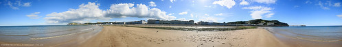 Llandudno Beach Panoramic