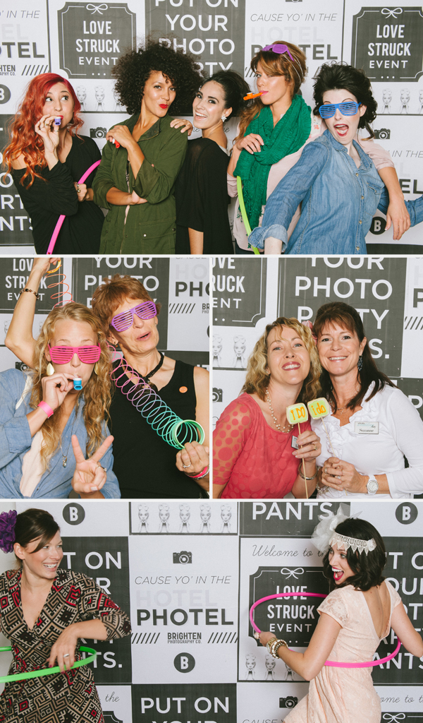 Lovestruck Event Photobooth