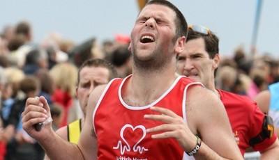 Poslední kilometr v maratonu může být