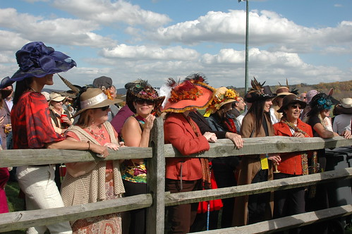 Gold Cup Hat Judging Competition 2012