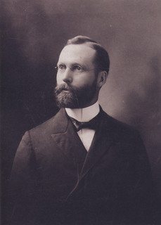 Edwin Norton, first Dean of the College at Pomona College