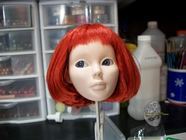 HOW TO: Install eyes into a dolls head 8115087036_8c89200b84_o
