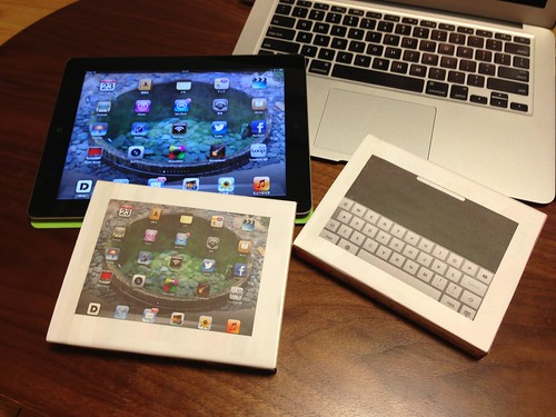 iPad mini イメージトレーニング