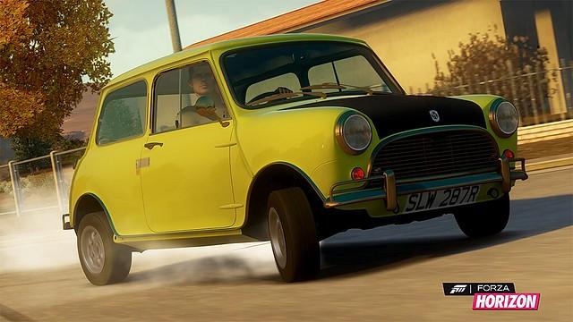 Igcd Net Austin Mini Cooper S In Forza Horizon 2