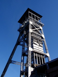 Winterslag C-MINE GenK tower