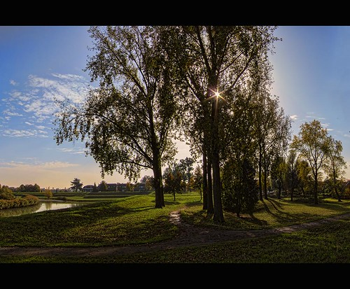 city trees sky holland water netherlands dutch backlight clouds way photography star photo tour ditch path walk small stock nederland ramparts footpath stockphoto nieuwpoort stockphotography wpk
