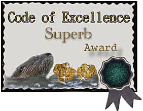 Superb Award