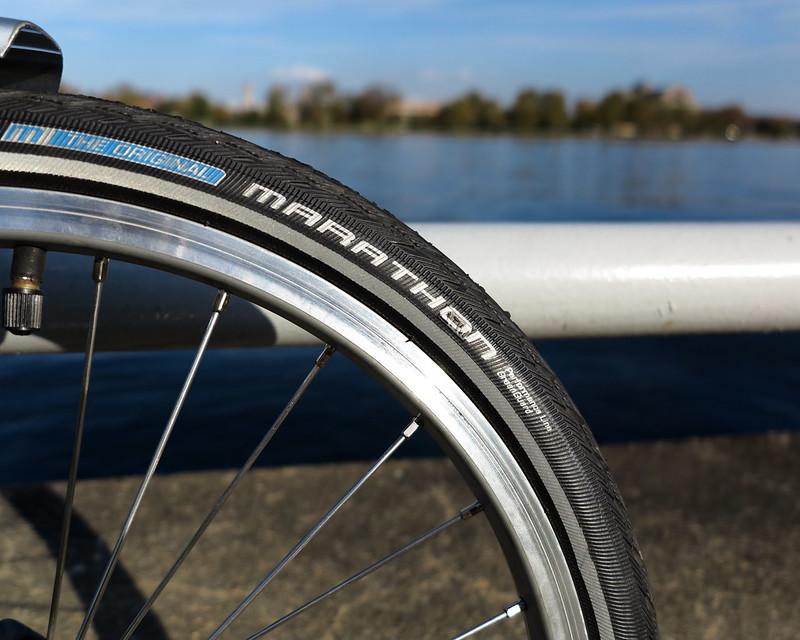 Brompton Front Tire