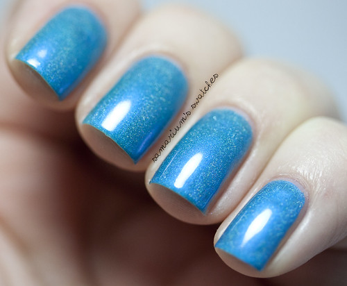 Jindie Nails Blue Blue xmas (7)
