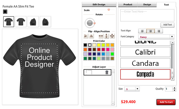 Online T Shirt Design Tool Flickr Photo Sharing