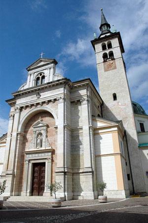 Chiesa di Villa Lagarina