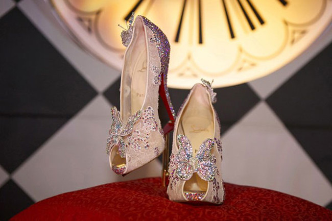 Bridal shoes9 christian laboutin limited edtion 20 produced