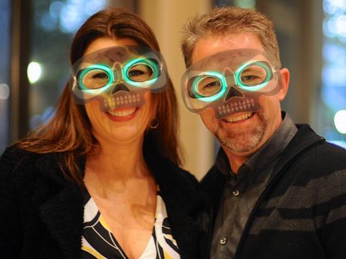 Kim and J.D. celebrate her 40th birthday