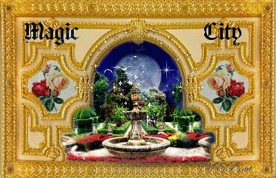 the garden of joy in the Magic City