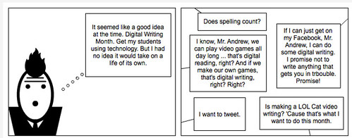 Digital Writing Comic2