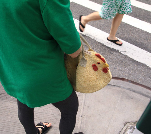 Someone\'s cute bag