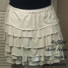 Rags to Ruffles Skirt