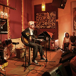 Nick Lowe at the Living Room