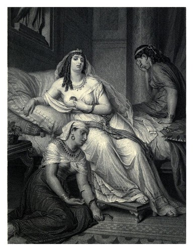 001-Antonio y Cleopatra-Shakespeare scenes and characters…1876