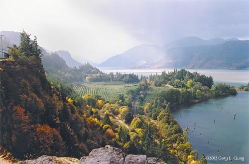 autumn fall oregon nikon kodak columbia quay gary portra columbiagorge 2012 foolscape garylquay foolscapeimagery ruthanpoint