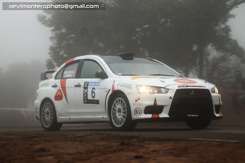 Climent Domingo - Mitsubishi Evo X
