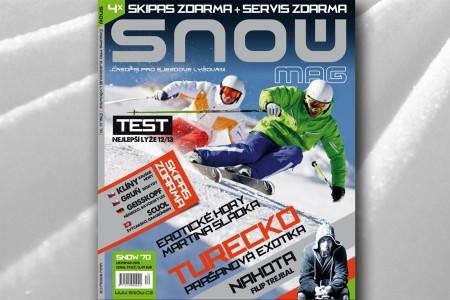 SNOW 70 - listopad 2012