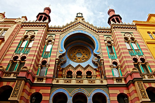 Jubilee Synagogue exterior