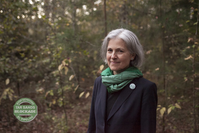 Green Party Presidential Candidate & Massachusetts resident Jill Stein