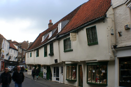 Our Lady's Row, York
