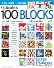 Quiltmakers 100 Blocks