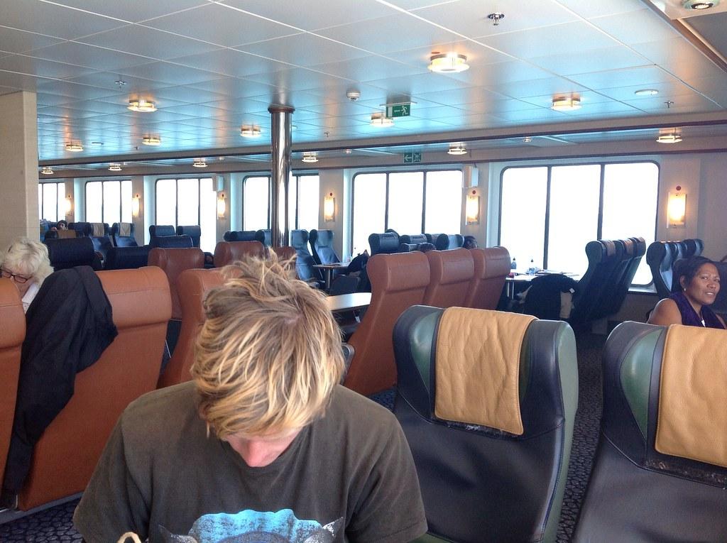 Ferry…..