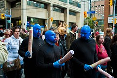 Blue Zombie Group
