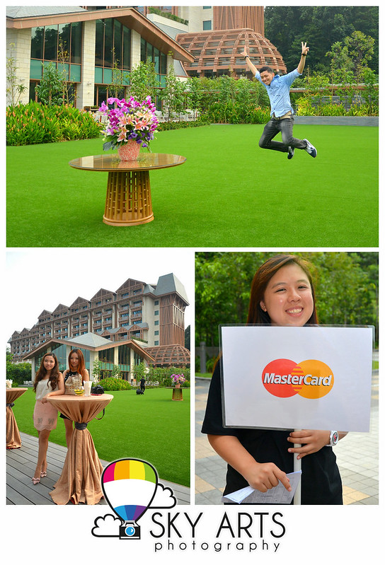 MasterCard PricelessSG Experience - Forest Equarius Hotel Marina Bay Cruise Centre