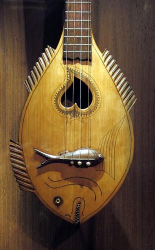 Museu dos Instrumentos Musicais - Bruxelas