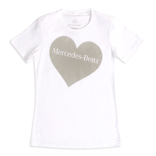 Mercedes Benz Boyfriend T-Shirt By Sportiqe Apparel