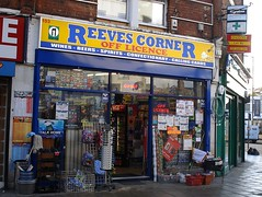 Picture of Reeves Corner Off Licence, 103 Church Street
