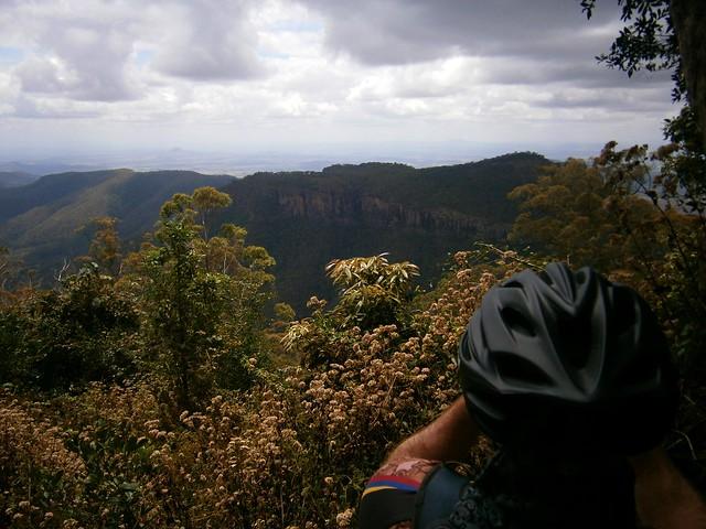 Mount Castle Lookout, Goomburra