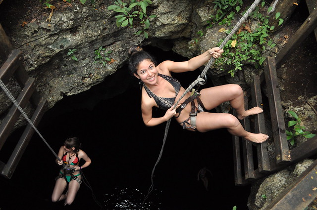 essay on rappelling