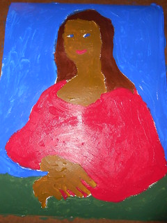 Art- Leonardo Da Vinci's Mona Lisa (3)
