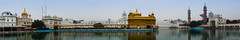 Sri Darbar Sahib (Golden-Temple) Panorama