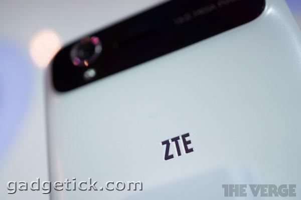 Смартфон ZTE Grand S