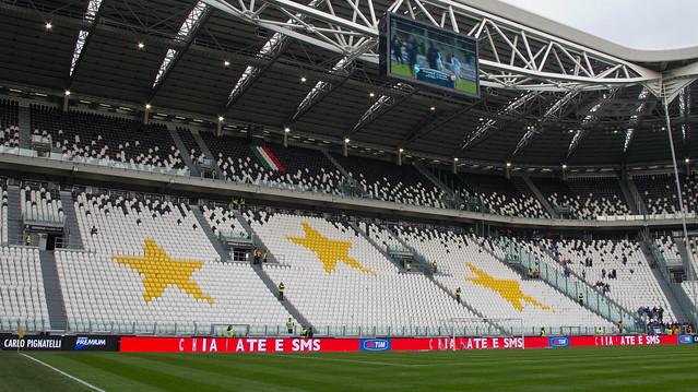 Juventus Stadium, Tribuna Sud